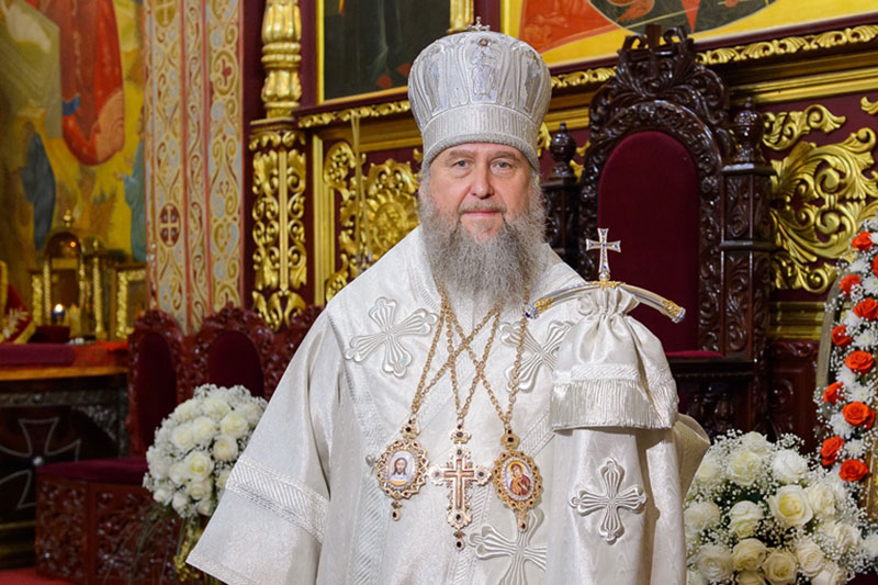 Пасхальное послание Главы Православной Церкви Казахстана митрополита Астанайского и Казахстанского Александра